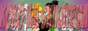 ShikaTema: THen,Now,Together 3 by mattwilson83