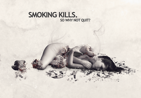Smoking KILLS. by fkappau
