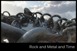 Rock and Metal and Time Print by dmaland