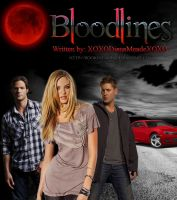 Bloodlines Story Cover Version 2 by Bookfreak25