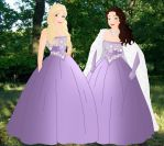 Once upon a time: Emma and Snow white by Willemijn1991