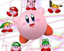 Kirby by langstein123