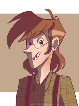 Young Man McGucket by Seyfiori