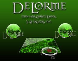 DeLorme by PoSmedley