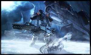 Snow Crawlers by sekido54