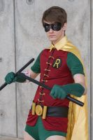 Classic Robin by TitanesqueCosplay