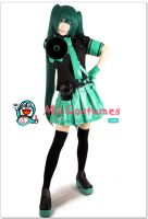 Hatsune Miku love is War Cosplay by miccostumes