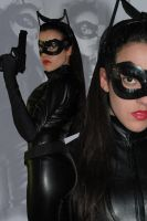 Catwoman ~~~Anne Hathaway version by BabiSparrow