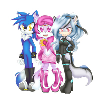 Comision Tenma by candycandy-chan