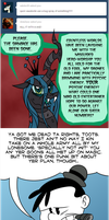 Ask Vaudeville 168 by FractiousLemon