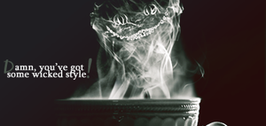 wicked style by sourissou