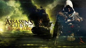 AssassinS CreedlV by DemircanGraphic