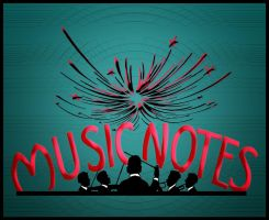Music Notes by jennystokes