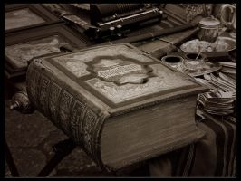 Grimoire by Annathea