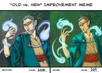 Improvement Meme by smokewithoutmirrors