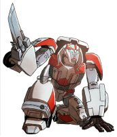 TFP: Ratchet by Mitsua5