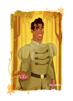 :Prince Naveen: by Cor104