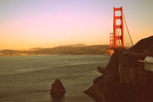 Golden Gate by DuffyGraham