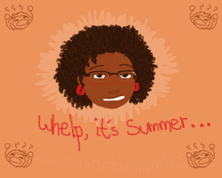 Whelp, it's Summer Id by crysanthemum963