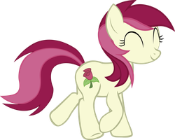 Roseluck - happy by Ocarina0fTimelord