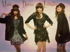 Demi Lovato Wallpaper 2 by Meeltje2951