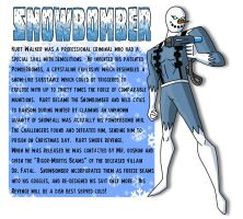 Snowbomber: Impossible Odds by PaulOoshun
