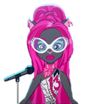 Monster High PNG  catty by amberqueen88