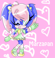 :Gift: Marzapan by pastelpriince