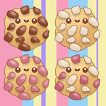 Different Cookies by pinkplaytime