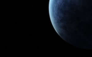 A Blue Planet by The-Loiterer