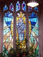 old church window by Sceptre63