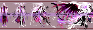 SHINING CHEVALIER adopt [PRIZE] by ensoul