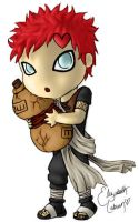Gaara by 2stich2