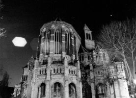 Gothic church 2 by gmtb-stock
