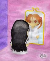 Mirror mirror... by triedtofly by maple-story