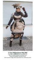 Steampunk female MADhatter Stock 001 by MADmoiselleMeliStock