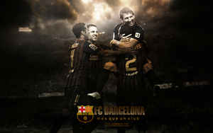 FC BARCELONA WALLPAPER by TanG00