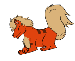 Firewall Sketchy lines by LovelyGryphon