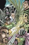 Sinister Six by Bill Maus and me by Frisbeegod