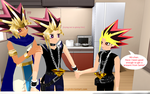 MMD - Yu-Gi-Oh - Naughty or Nice? by InvaderBlitzwing