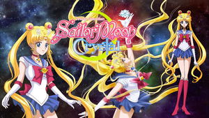 Sailor Moon Crystal Wallpaper by LadySesshy