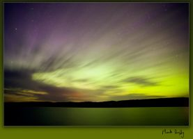 Northern Lights Canada by pictureguy