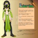Personaje video juego by andramelech8417