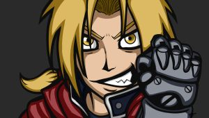 The Fullmetal Alchemist by TwoFaceCell