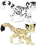 Countdown Adoptables batch 9 (Closed) by Kitty-of-Doom524