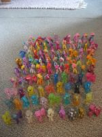 My little pony blind bag army by Twilightberry