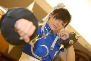 Punch! by Elsa-Cosplay