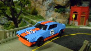 Gulf Racing Skyline #17 by hankypanky68
