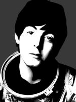 Paul McCartney by vanilla-tapes
