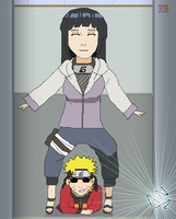 Naruhina style by taladromarplatense
